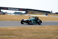 Car Throttle Caterham Academy Championship - White Group - Race Two